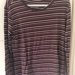American Eagle Soft and Sexy stripped long sleeve